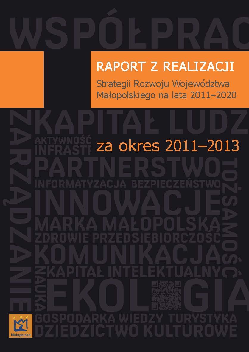 Raport z realizacji strategii